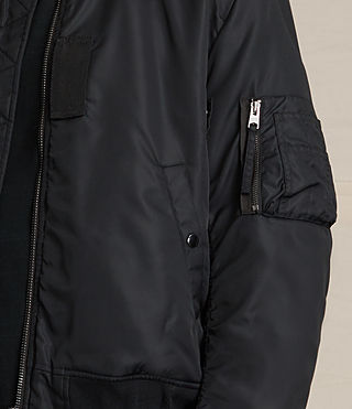 Mens Henson Bomber Jacket (INK NAVY) - product_image_alt_text_2
