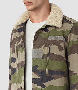 Mens Rhiley Jacket (KHAKI BROWN CAMO) - product_image_alt_text_2