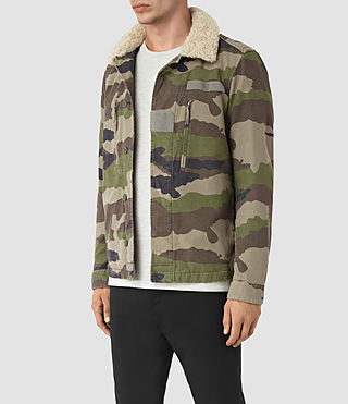 Mens Rhiley Jacket (KHAKI BROWN CAMO) - product_image_alt_text_3