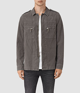 Hommes Ari Jacket (ANTHRACITE GREY)