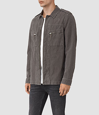 Mens Ari Jacket (ANTHRACITE GREY) - product_image_alt_text_3