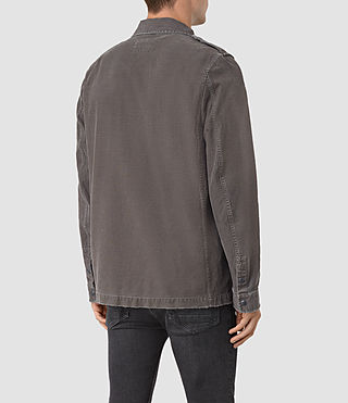 Hombres Ari Jacket (ANTHRACITE GREY) - product_image_alt_text_4