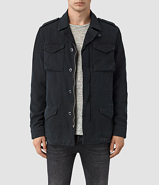 Uomo Bale Jacket (Black)