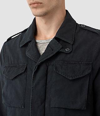 Uomo Bale Jacket (Black) - product_image_alt_text_2