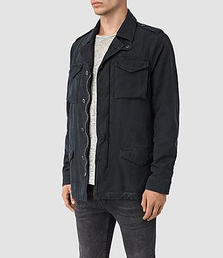 Uomo Bale Jacket (Black) - product_image_alt_text_3