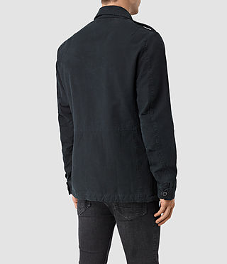 Men's Bale Jacket (Black) - product_image_alt_text_4