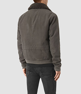 Men's Sol Jacket (ANTHRACITE GREY) - product_image_alt_text_4