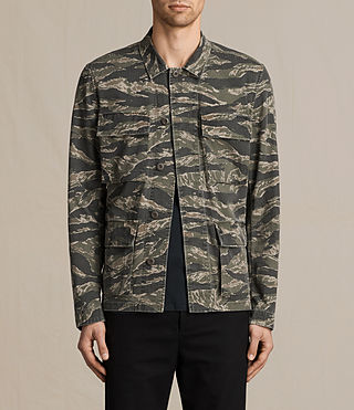 Uomo Rosko Jacket (Khaki Brown)