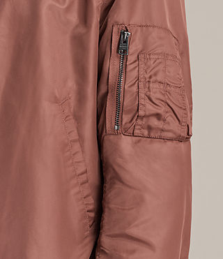 Hombre Bomber Sierra (RUBY RED) - product_image_alt_text_5