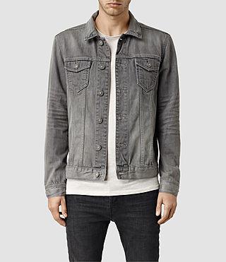Men's Watzman Denim Jacket (Grey)