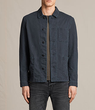 Mens Kope Jacket (Charcoal) - product_image_alt_text_1