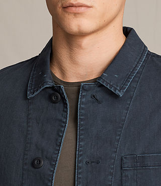 Hombres Kope Jacket (Charcoal Grey) - product_image_alt_text_2