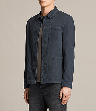 Hombres Kope Jacket (Charcoal Grey) - product_image_alt_text_3
