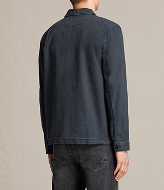Hombres Kope Jacket (Charcoal Grey) - product_image_alt_text_4