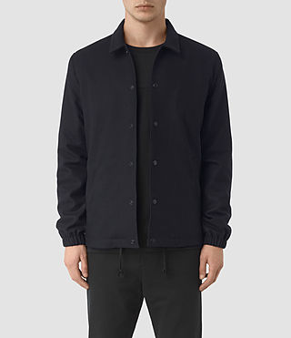 Mens Oren Jacket (INK NAVY) - product_image_alt_text_1
