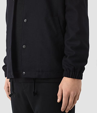 Mens Oren Jacket (INK NAVY) - product_image_alt_text_2