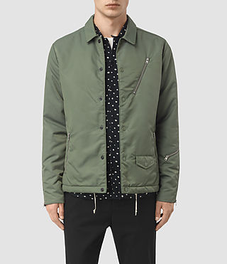 Hombre Morro Jacket (SMOKE GREEN) - product_image_alt_text_1