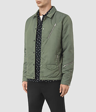 Hombre Morro Jacket (SMOKE GREEN) - product_image_alt_text_3
