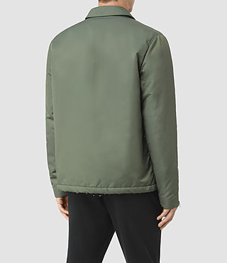 Hombre Morro Jacket (SMOKE GREEN) - product_image_alt_text_4