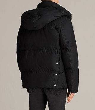 ALLSAINTS UK: Mens Lowe Jacket (Black)