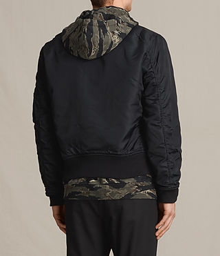 남성 마를로 보머 재킷 (INK NAVY) - product_image_alt_text_5