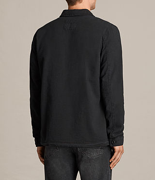 Mens Paxon Jacket (Charcoal) - product_image_alt_text_4