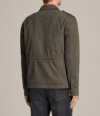 Uomo Giacca Taylor (Khaki Green) - product_image_alt_text_4