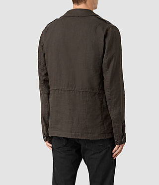 Hommes Vansant Jacket (ANTHRACITE GREY) - product_image_alt_text_4