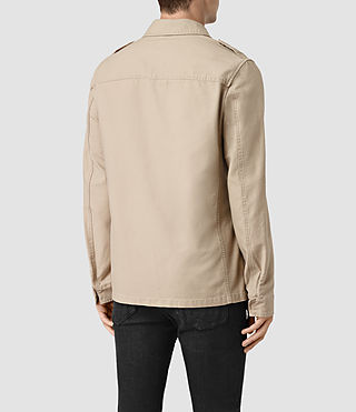 Men's Holden Shirt (Sand) - product_image_alt_text_3