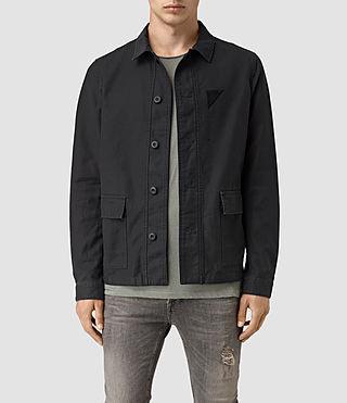 Men's Manse Jacket (Black) -