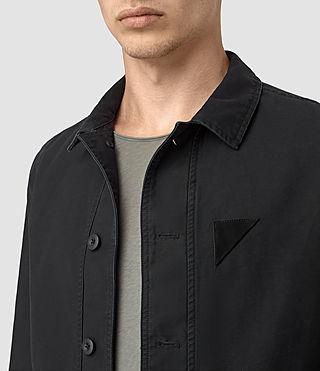 Men's Manse Jacket (Black) - product_image_alt_text_2