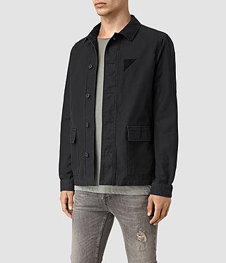 Men's Manse Jacket (Black) - product_image_alt_text_3