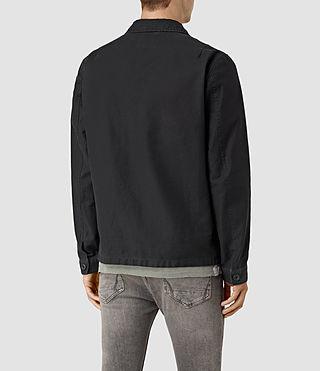 Men's Manse Jacket (Black) - product_image_alt_text_4