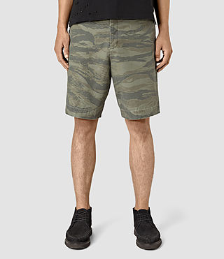 Hommes Storm Shorts (Khaki Brown)