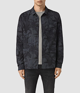 Hombre Kuto Jacket (INK NAVY) - product_image_alt_text_1