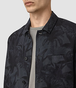 Hommes Kuto Jacket (INK NAVY) - product_image_alt_text_2