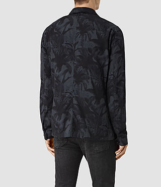 Uomo Kuto Jacket (INK NAVY) - product_image_alt_text_4