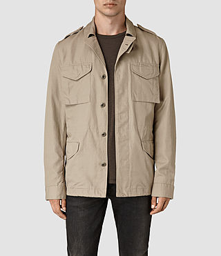 Uomo Vulcan Jacket (Putty)