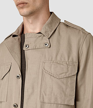 Men's Vulcan Jacket (Putty) - product_image_alt_text_2