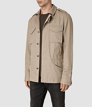 Men's Vulcan Jacket (Putty) - product_image_alt_text_3