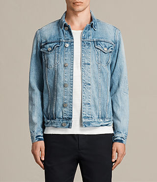 dustout denim jacket