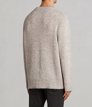 Hombre Jersey Harnden (Taupe Marl) - Image 4