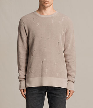 Uomo Pullover Forram (OAT PINK) -