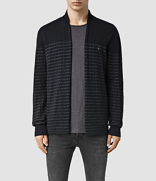 Men's Wherry Cardigan (INK NAVY)