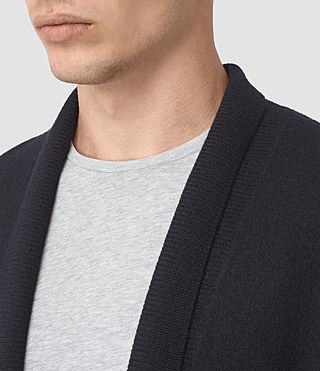 Herren Wregan Cardigan (INK NAVY) - product_image_alt_text_2