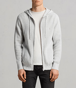 Mert Knitted Zip Hoody
