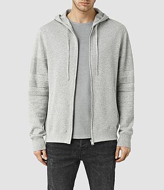 Men's Athlon Hoody (Grey Marl)