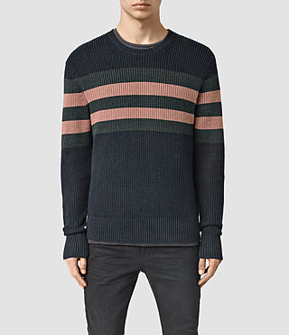 Men's Swift Crew Jumper (INK NAVY)