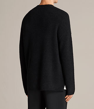 Uomo Maglione Arinn (Black) - product_image_alt_text_4