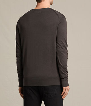 Hombres Jersey Fors Merino (Military Brown) - product_image_alt_text_3